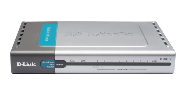 D-Link DI-808HV Router Driver for Mac