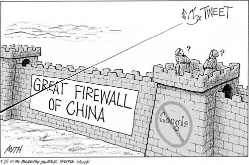 Great Firewall