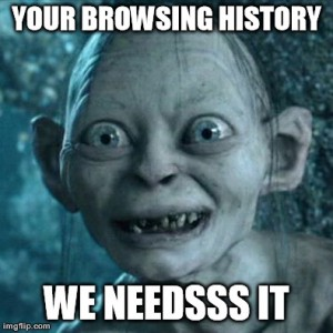 Congress Voted Allow ISP Sell Browsing History